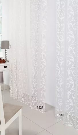 B13 Sheer Curtains