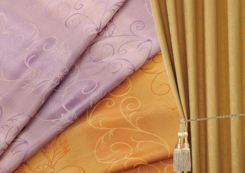 C35 Jacquard Drapes Gallery